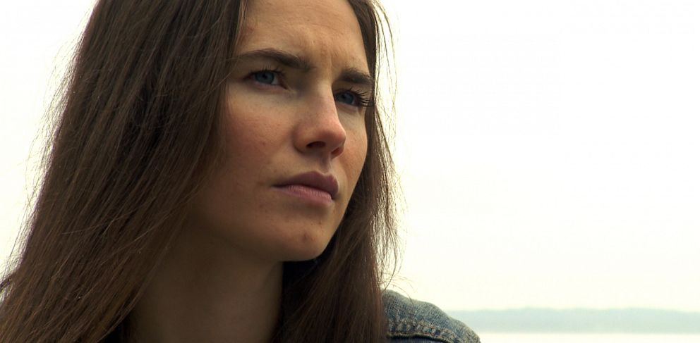PHOTO: Amanda Knox is photographed in Seattle.