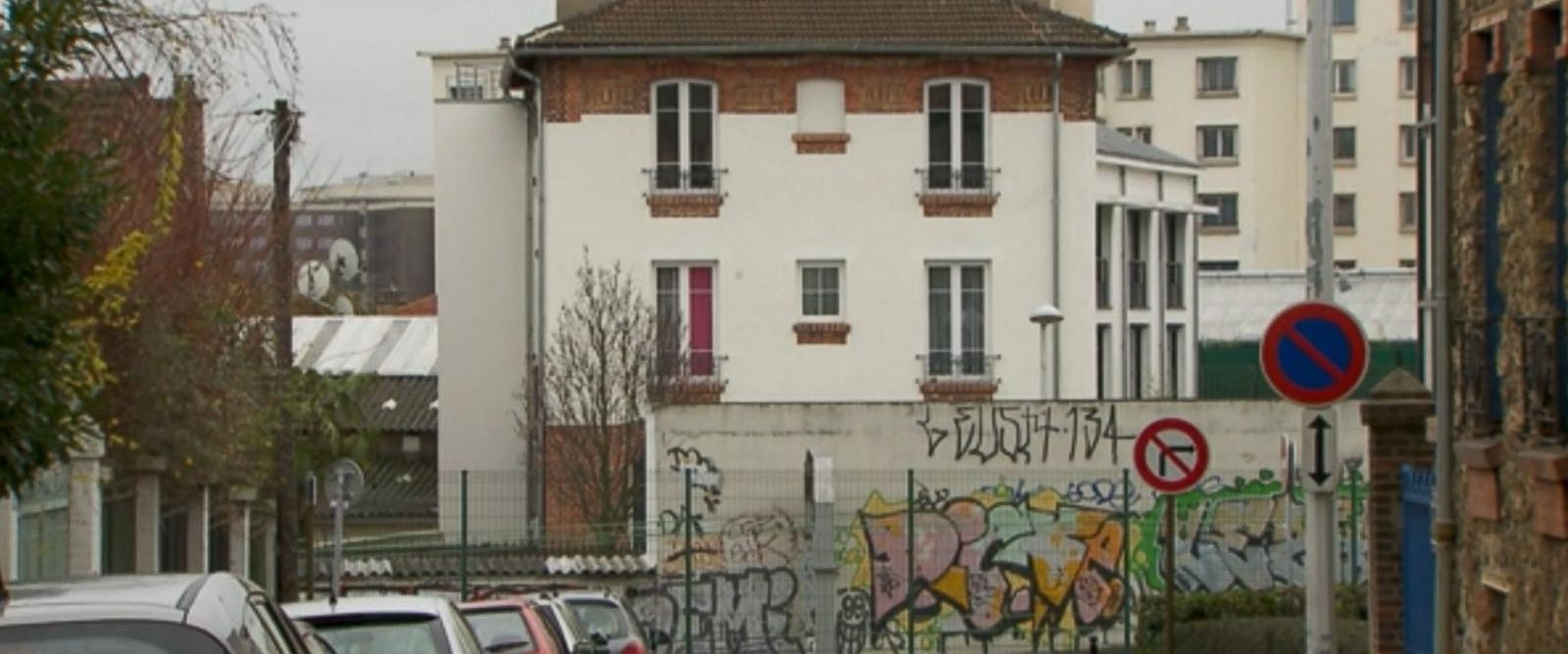 PHOTO: Authorities believe Amedy Coulibaly used this hideout in Gentilly, France, to prepare for attacks in Paris.