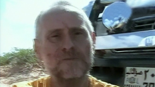 VIDEO: Paul and Rachel Chandler appeal to British government to pay pirates' ransom.