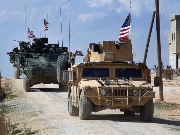 US service member killed in Syria