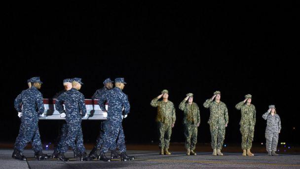 Pentagon identifies northern Va. sailor killed in Syria