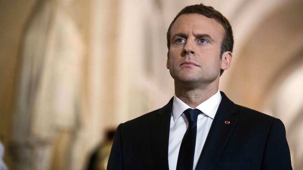 Emmanuel Macron: News, Videos and Photos-ABC News Emmanuel Macron