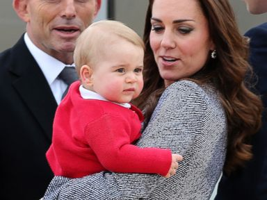 The Bigger the Better for Baby's First Birthday, Unless He's Prince George