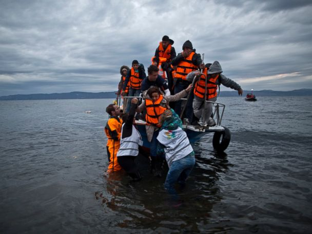 PHOTOS:  PHOTOS: Migrant Family's Journey From Tumult to Tranquility