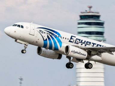 EgyptAir Flight 804 Data Recorder Indicates Smoke in Bathroom