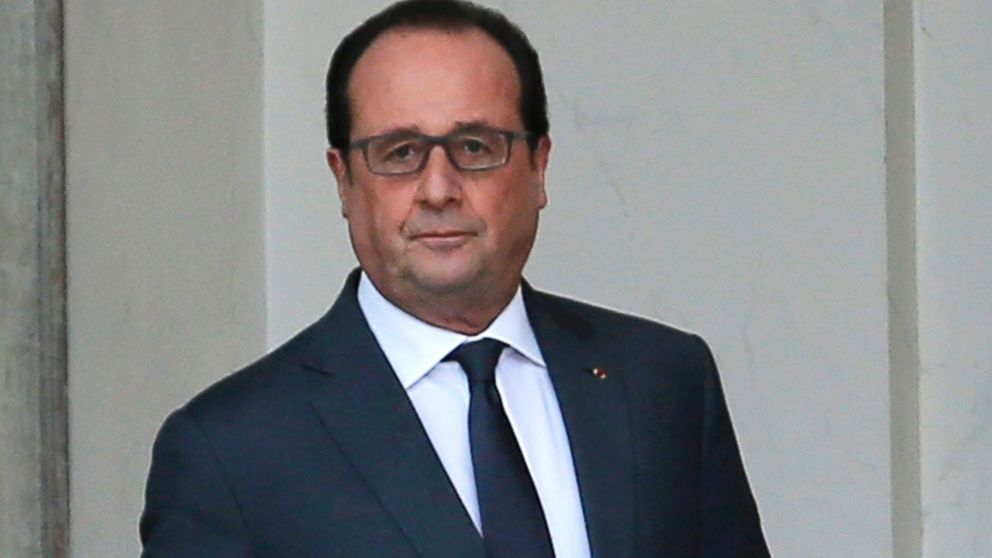 French President Welcomes Refugees Despite Attack