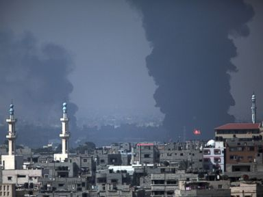 Israeli Airstrikes Slam Gaza; Power Plant Shelled