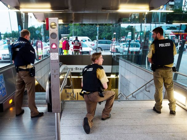 Munich Gunman Had Book About Columbine, Virginia Tech Shooters