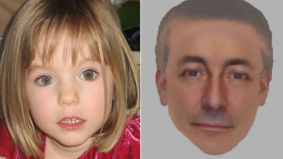 PHOTO: London Metropolitan Police released a photo Monday, Oct. 14, 2013, of a person they are seeking in the 2007 disappearance of then 3-year-old Madeleine McCann.