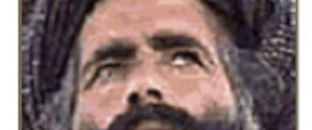 PHOTO: In this undated image released by the FBI, Mullah Omar is seen in a wanted poster.