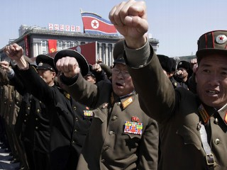 NKorea in 'State of War' with SKorea