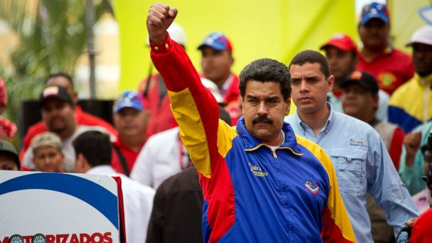 AP Nicolas Maduro mar 140225 16x9 608 Whos Who in the Fight for Venezuela