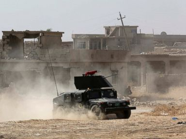 American Dies in Northern Iraq in Offensive Against ISIS
