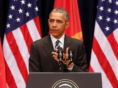 Obama Makes Case For Human Rights In Vietnam