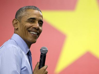 Obama Fields Most Colorful Town Hall Yet in Vietnam