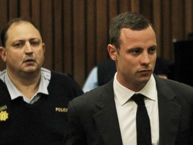 Photos: Tense Start to Pistorius Murder Trial