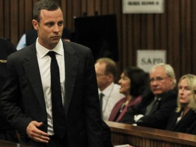 Pistorius in Court for Start of Murder Trial