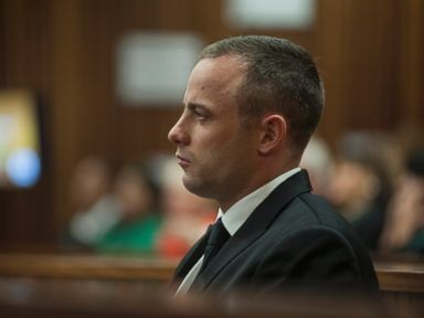 Pistorius Begged His Girlfriend Not to Die
