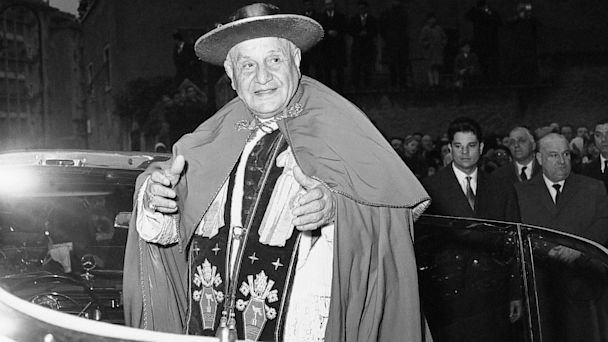 AP Pope John XXIII nt 130930 16x9 608 How to Succeed at Sainthood Without Really Performing Two Miracles