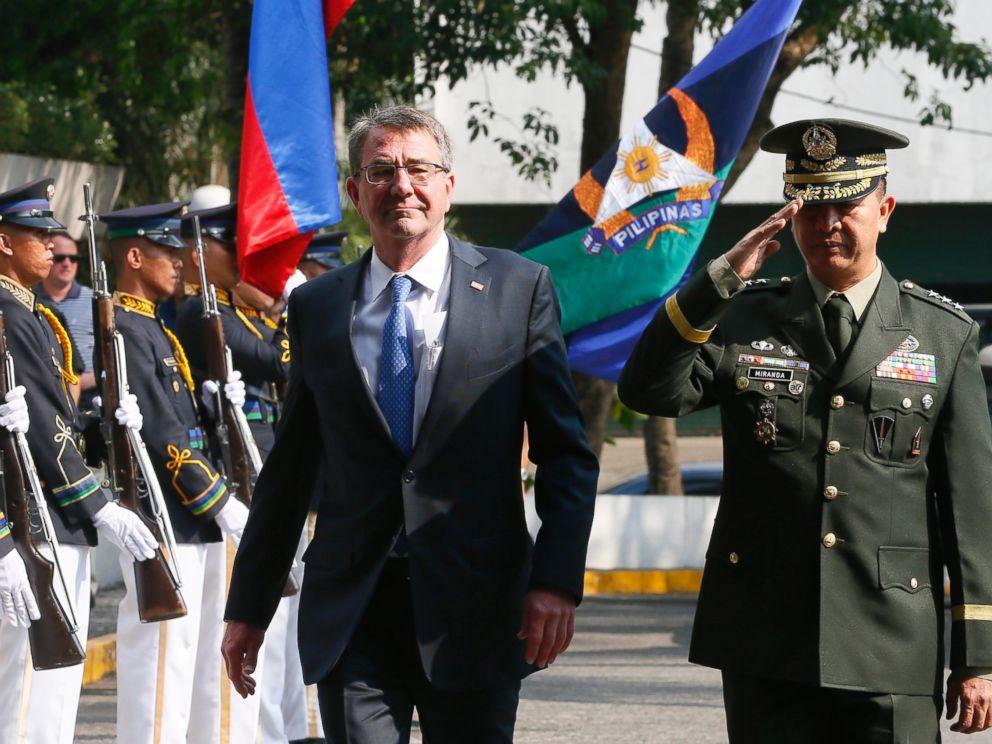 Defense Sec. Ash Carter Travels to South China Sea: Why ...