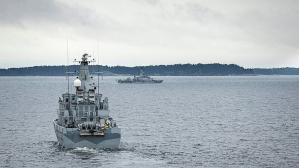 AP Sweden Submarine mar 141020 16x9 608 Sweden Expands Hunt for Suspected Russian Sub