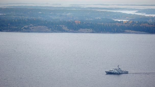 AP Sweden Submarine mar 2 141020 16x9 608 Sweden Expands Hunt for Suspected Russian Sub