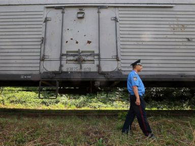 The Slow, Sad Journey Home for MH17 Victims