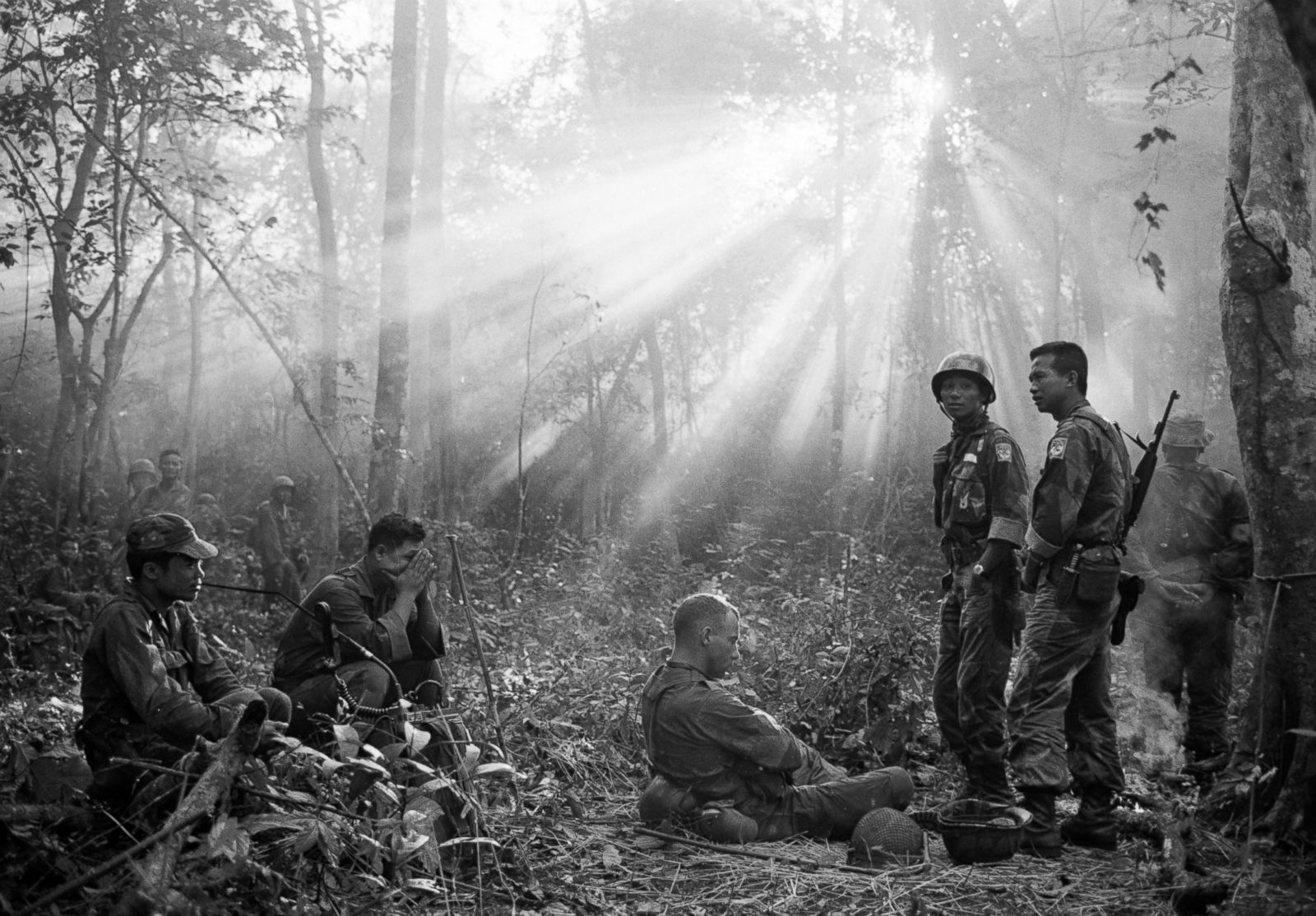 What are your reactions on the Vietnam war?