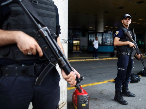 Turkey Identifies 2 of 3 Istanbul Airport Attackers