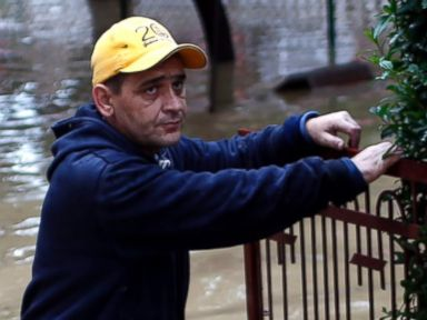 Photos: Devastating Floods Hit Balkans