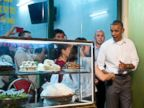 President Obama Dines with Anthony Bourdain in Vietnam