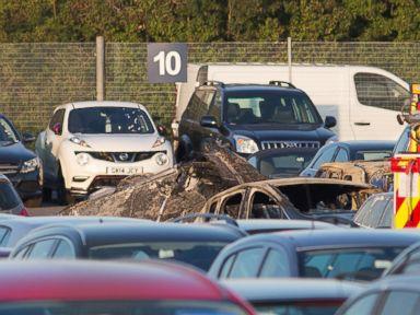 Saudi Official Says Bin Ladens Killed in England Plane Crash