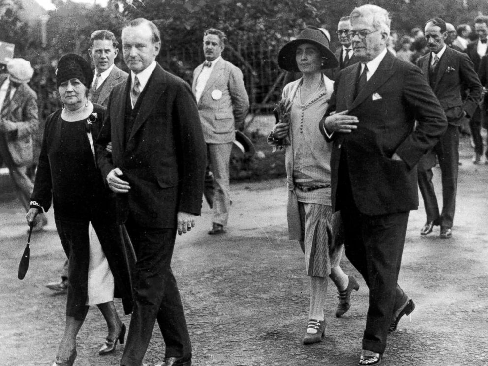 Calvin Coolidge Facts For Kids