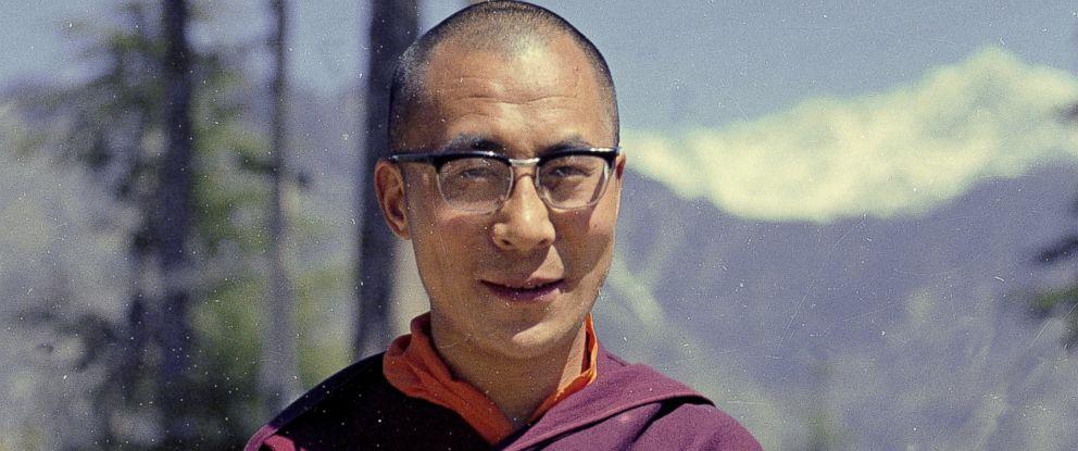 PHOTO: Dalai Lama Through The Years