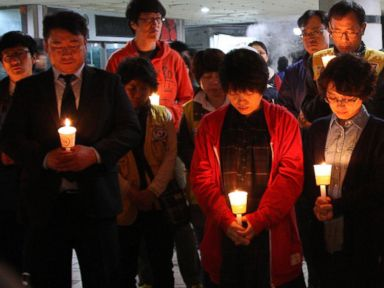 Group Grieving May Help Families Through South Korea Ferry Disaster