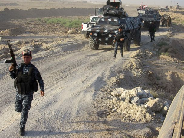 What's Going On In Iraqi Offensive to Retake Fallujah