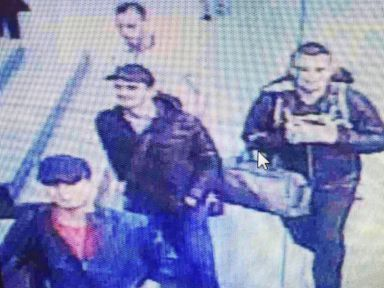 PHOTO: In this framegrab from CCTV video, made available by the Turkish Haberturk newspaper on Thursday, June 30, 2016, people believed to be the attackers walk in Istanbuls Ataturk airport, Tuesday June 28, 2016.