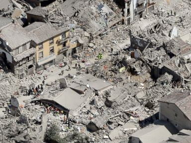What to Know About the Town Hit Hardest by Italy's Earthquake