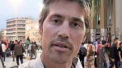 PHOTO: This undated file still image from video released April 7, 2011, by GlobalPost, shows James Foley of Rochester, N.H., a freelance contributor for GlobalPost, in Benghazi, Libya.