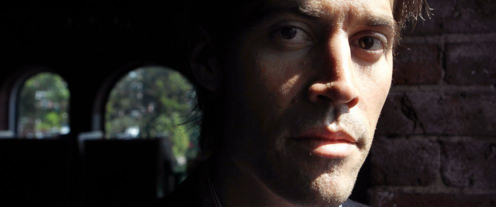 PHOTO: In this May 27, 2011 file photo American Journalist James Foley, of Rochester, N.H., poses for a photo in Boston.