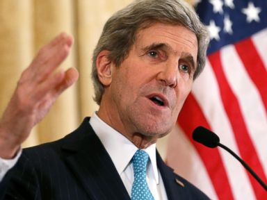 Kerry on Ukraine: 'Hope' for Peaceful Solution