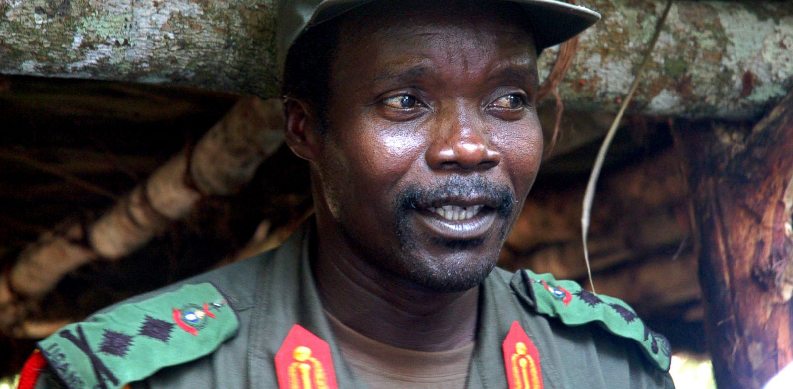 Image result for Joseph Kony, photos