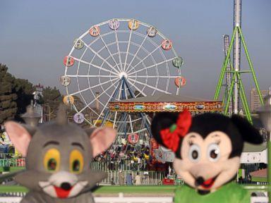 PHOTO: Kabuls First Amusement Park