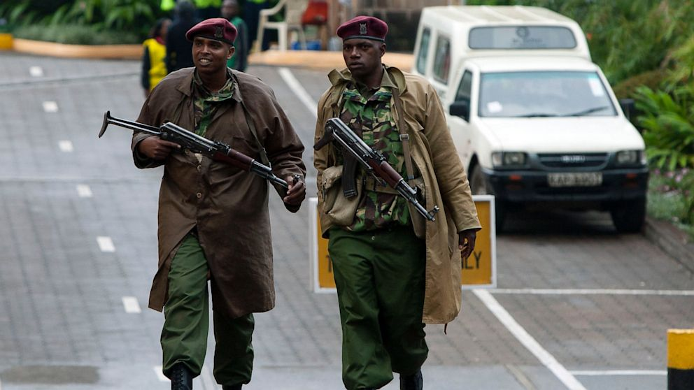 PHOTO: Kenya Mall Attack