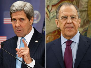 Kerry to Meet Russia Foreign Minister to Calm Tensions