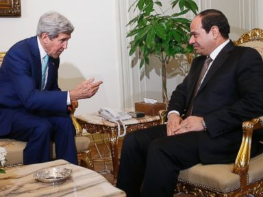 Kerry: Egyptian Cease-Fire Plan Still Workable