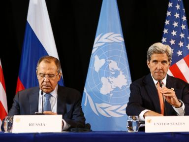US and Russia Announce Plan to Increase Syrian Aid and Stop Violence