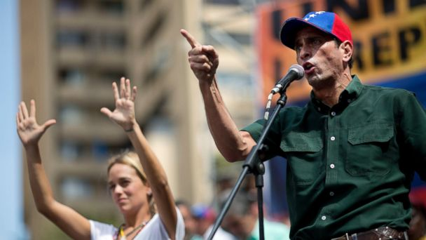 AP leodella lopez mar 140225 16x9 608 Whos Who in the Fight for Venezuela