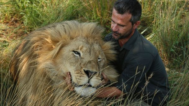 PHOTO: Kevin Richardson, popularly known as the