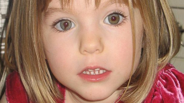 AP madeleine mccann jt 131013 16x9 608 Madeleine McCann Probers Focus on Child Sex Attacker